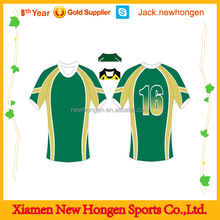 China supply rugby jersey/rugby wear/rugby uniform