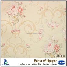 elegant chinese design decorative wall paper