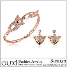 OUXI 2015 Fashion fashion intimate jewelry made with Swarovski Elements S-20139