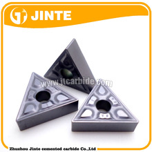 Tungsten inserts for carbide insert tool holders