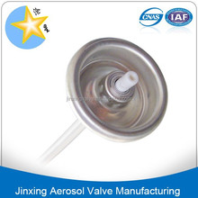Aerosol snow spray valve and actuator/Snow spray valve/Party snow spray valve/Christmas snow spray valve/1 inch spray valve