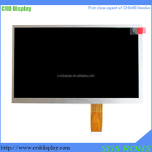 New Technology 7'' INNOLUX AT070TN07 V.D tft led panel with/without touch screen