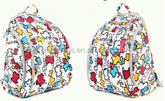 Couches bébé sacs avec personnage de dessin animé pour femmes