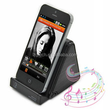 Mini Magic Induction Audio Dock Speaker For iPhone 5 5C 5S 4 4S 3GS Galaxy S4 and other Smartphones