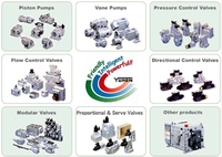 Durable yuken hydraulic made in Japan for various industries