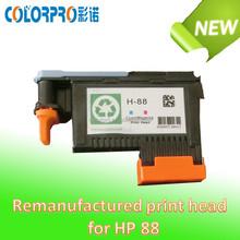 High quality Remanufactured for HP 88 print head for HP Deskjet L7380/ L7580/L7590 ;K550/5300/5400/K8600