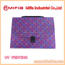 Office filing supplier the a4 Expandable Document printed folders for storage with many printing choices