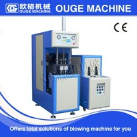 OGS-2 plastic blowing Machine