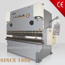 ANHUI DASHENG WF67K wf67y series steel bending machine
