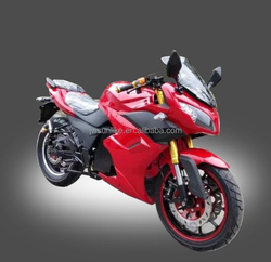 Hot sale gasoline 250CC racing motorcycle on sale