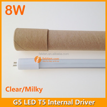 2ft smd 3014 led t5 build in driver t5 light led tube t5