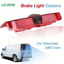2014 Latest High mount Stop lights trailer backup camera For Chevrolet Vans