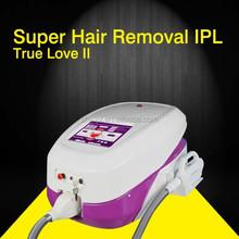 medical permanent OPT SHR system/super hair removal IPL SHR