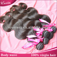 Wholesale Premium superior quality 6A body wave human hair stock all express brazilian hair