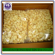 Fresh peeled IQF Garlic Cloves