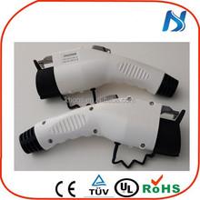 Mâle à femelle connecteur / véhicule équipement de chargement saej1772 / j1772 câble de recharge
