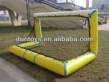 Hot inflatable soccer goal