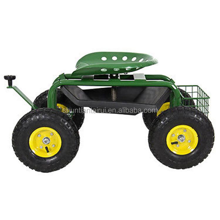 steerable garden scooter buy rolling garden seat garden