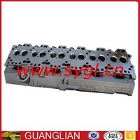 cylinder head 3936153 shiyan desel engine parts