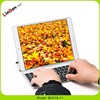 Shenzhen factory bluetooth keyboard Aluminum case for ipad 5/iPad Air/iOS 7