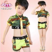 uniforme militar de camuflaje de fuerza especial de rendimiento disfraces infantiles infantil