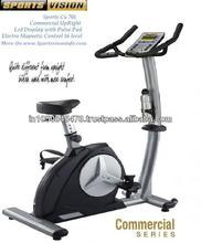 Commercial Upright Bike/Fitness Machine/Gym Equipment/Exercise Bike Sports_Cu-701