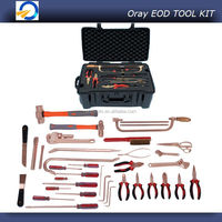 Non-magnetic 36 Piece EOD Tool Kit