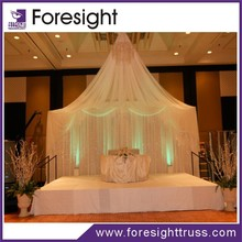 backdrop pipe and drape ,Indian wedding decoration pipe and drape