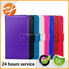 pu leather cover case for huawei honor 4c,wallet leather case for huawei honor 4c cell phone case