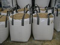U-panel Cross corner loops Jumbo bag/ FIBC bag for Sand/ Cement/ Agriculture/fertilizer