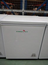 160L top single open door mini chest freezer with cooler and freezer change over