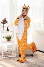 Adult animal pajama onesie