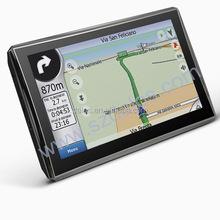 7'' Inch 4GB 128MB FM Touch Screen Car Navigation GPS SAT NAV Free Maps RADIO