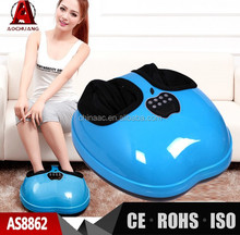 Infrared heating and bacteriostatic foot massager with ISO, CE and Rohs approval