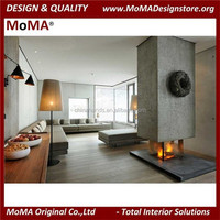 Guestroom Sofas And Designs/ Fabric Long Sofa Set/ Room Design