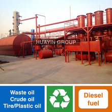 Alibaba Hot Sale Used Oil To Diesel Machine