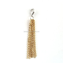 High Quality Brass Tassel Accessories For DIY Bracelet Necklace Jewelry