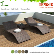 Metal Material and Specific Use chair Sun Lounger