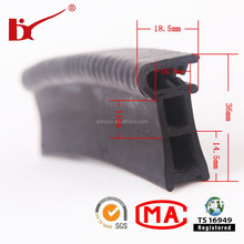 steel wire composite seal strips used to automobile