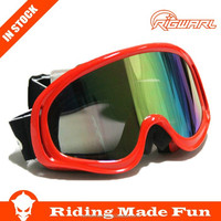 HC Hot Selling Outdoor Sports Protective Safety Prescription Ski Goggles With OEM Service on Straps
