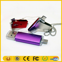 computer accessories top selling products OTG USB flash drive in alibaba acceptable paypal