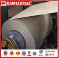 camelsteel dx51d densidade de prepainted revestimento de zinco de aço