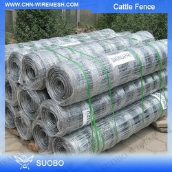 Wholesale Bulk Cattle Fence Electric Fence For Cattle Sheep Wire Mesh Fence
