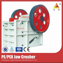 jaw crusher SPE cifications / telsmith jaw crusher / Ni hard alloy casting jaw crusher
