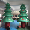 CILE 2015 hot selling inflatable christmas trees model
