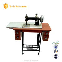 resin sewing machine for home decoration