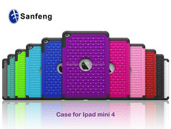 New arrival eco-friendly case for ipad mini 4 diamond case hot sale