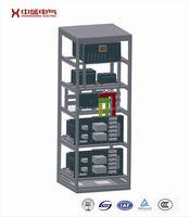 SMVG series electrical modular mixture reactive power compensation power saver device
