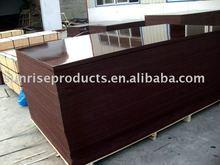 poplar and hardwood combi core film faced plywood
