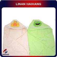 China toalla de baño fabricante bebé con juego hooed niños toalla poncho con capucha